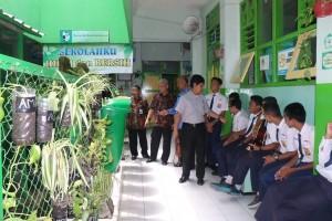 SMIF Dukung Pembangunan Sekolah Berwawasan-Berbudaya Lingkungan di Madiun dan Magetan