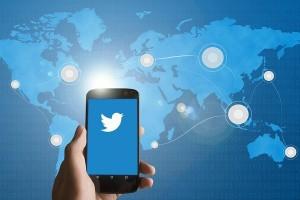 Twitter tak sengaja hapus simbol @