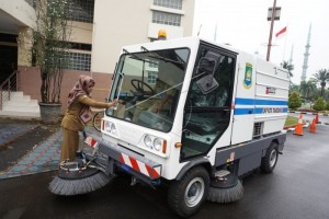Mobil Pembersih Jalan