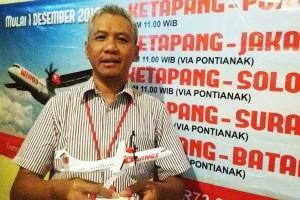 Lion Air Grup Komitmen Pengembangan Daerah Perbatasan
