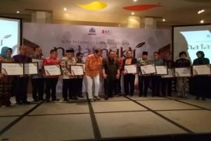 Pontianak Dianugerahi Natamukti Satria Award