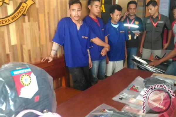 Polresta Pontianak Tangkap Pembunuh Sumirawati Pacarnya Sendiri