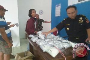 Tim Gabungan Gagalkan Penyelundupan 19,27 Kilogram Sabu dari Malaysia