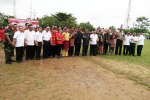 Deklarasi Nusantara Bersatu di Sekadau