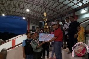 Mandor Jawara Bupati Landak Cup 2016