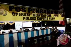 TNI-Polri Siap Amankan Malam Tahun Baru