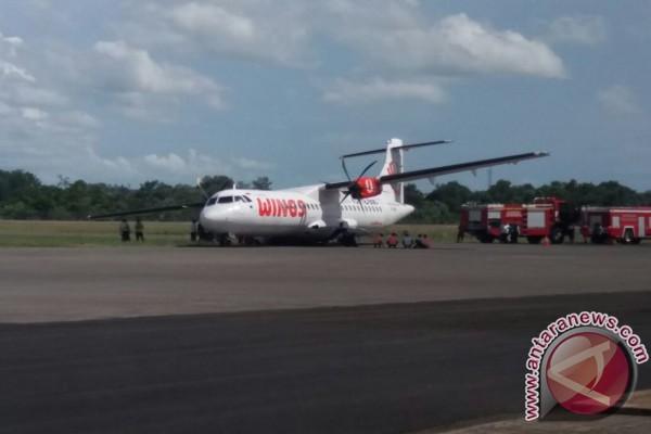 Wings Air Bermasalah di Bandara Ketapang