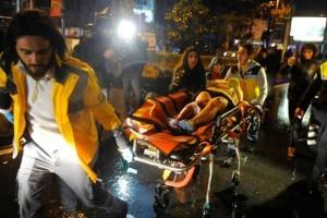 28 Warga Asing Tewas Dalam Serangan Tahun Baru di Istanbul
