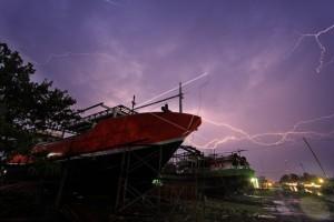 BMKG : Kalbar Masuki Puncak Hujan Tertinggi Pada Maret