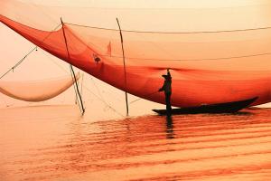 BMKG : Perairan Ketapang Aman Bagi Nelayan Tradisional