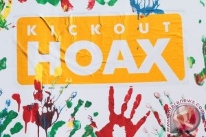 Polisi-Pemkot Pontianak Deklarasi Anti Hoax
