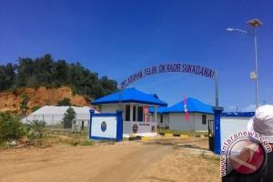 Polisi Amankan Rakit Kayu TN Gunung Palung