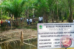 Kampung KB Dorong Percepatan Pembangunan di Desa
