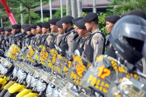 TNI/Polri siap amankan Imlek Kapuas Hulu