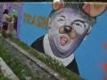 Seni Mural Percantik Kota