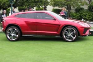 SUV Lamborghini Urus mulai produksi April
