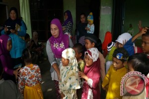 Sekolah Gratis Program Sedekah Barokah Karyawan PLN Kalbar