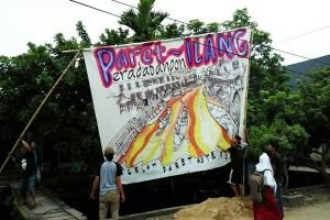 Warga Sungai Putat Gelar Festival Paret II