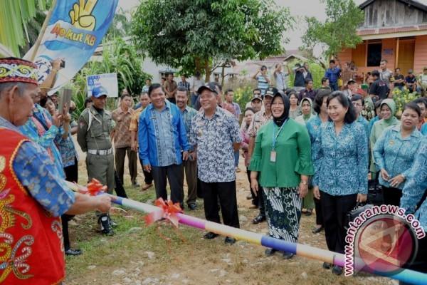Desa Sungai Jaman Wakili Sanggau Lomba KB Kesehatan