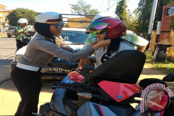 Polres Ketapang : Pelanggaran Naik Selama Operasi Simpatik 2017