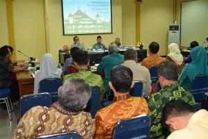 Bupati Sambas : Rancangan RKPD Mengacu Sembilan Prioritas