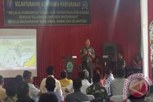 Dandim Sanggau Berharap Petani dan Perusahaan Sawit Harmonis