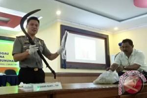 Polres Sanggau Ungkap Pembunuhan di Kembayan