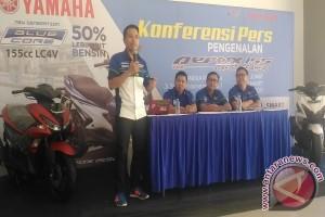 Yamaha Aerox Ditargetkan Laku 1.000 Unit/bulan Di Kalbar