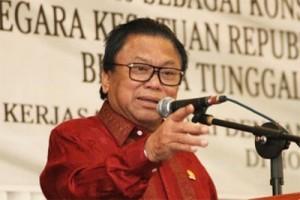 Ketua DPD Ingatkan Ancaman Asing