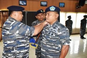 Lantamal Pontianak Laksanakan Penyerahan Jabatan Komandan KAL Sambas