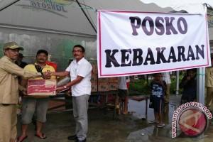 Bantuan Terus  Berdatangan Ke Korban Kebakaran Pasar Melano