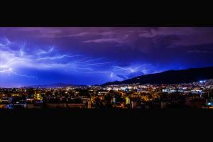 BMKG : Waspada Hujan Lebat Disertai Angin dan Petir