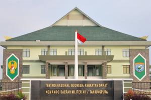 250 Perwira TNI Ikut Apel Dansat 2017