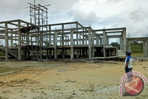 Pembangunan Rumah Melayu di Landak Kembali Dilanjutkan