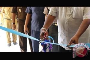 Wali Kota Pontianak Resmikan Pasar Kenanga Anggrek