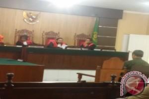 PN Pontianak Vonis Zulfadli Satu Tahun Penjara