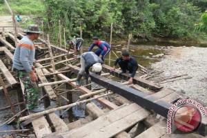 Dandim/Skw : Masyarakat Lembah Bawang Turut Sukseskan TMMD