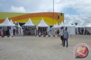 Indie Market Festival Ketapang Resmi Dimulai