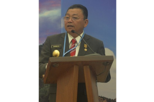 Gubernur Kalbar Ajak Perguruan Tinggi Tanam Pohon