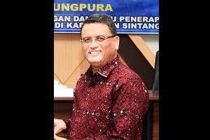 Rektor: Masyarakat Kalbar Rata-rata Berpendidikan SMP