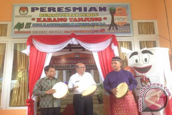 KPU Kayong Utara Tunggu Jadwal Nasional Pilkada