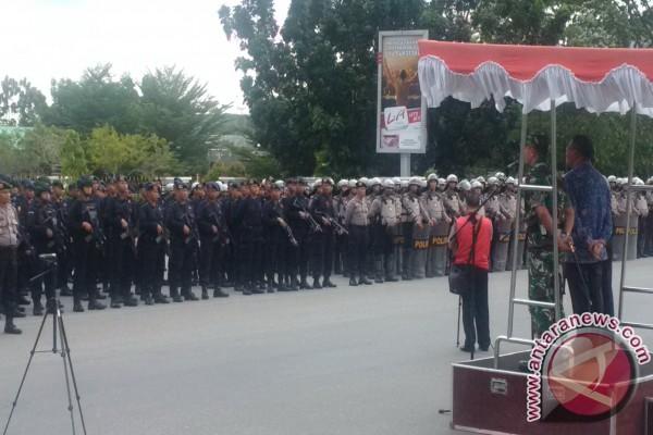 Polresta Pontianak Gelar Pasukan Pengamanan Kegiatan Besok Sabtu