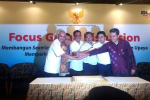 Perampingan Logistik Perkecil Disparitas Harga Semen di Papua