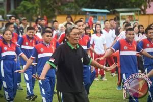 Bupati Sintang : Budayakan Olahraga Untuk Hidup Sehat