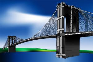 Pemkot Pontianak Uji Coba Jembatan Penyeberangan