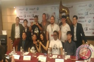 Ribuan Pengunjung Padati Hari Pertama Borneo Jazz