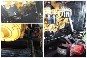 Mesin Rusak, Sistem Kelistrikan Sandai Defisit 1,4 MW