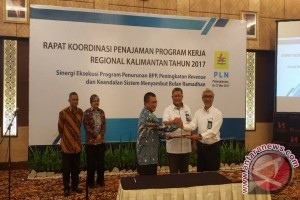 PLN Perbanyak Pembangkit Energi Terbarukan di Kalimantan