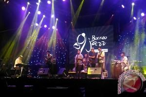 Osaka Monaurail Tutup Gelaran Borneo Jazz Festival 2017