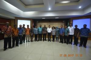 Pemkab Jayapura Puji Tata Kelola Pemerintahan Pontianak